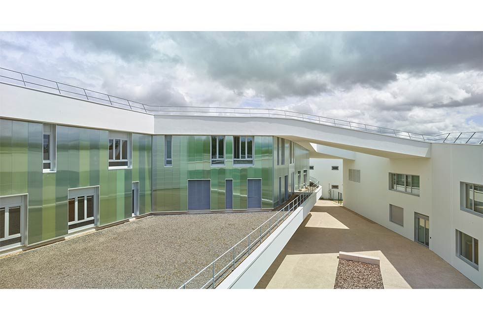 Restructuration extension en site occupé de l'IUT à Orléans (45)