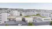 Extension de la clinique de l'Europe, à Rouen (76)